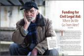 Funding for Civil Legal Aid: Where Do We Go From Here? cover