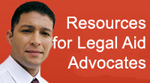 Resources for Legal aid Advocates