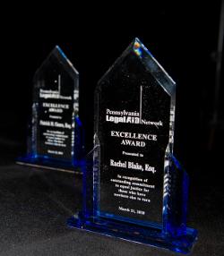pennsylvania legal aid network excellence awards pennsylvania