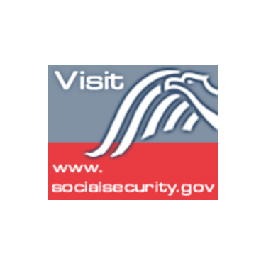 Visit www.SocialSecurity.gov graphic