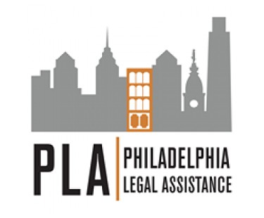 Philadelphia Legal Assistance logo